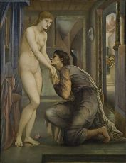 Pygmalion and the Image - The Soul Attains, Sir Edward Burne-Jones
