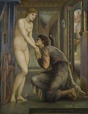 Pygmalion and the Image - The Soul Attains, Sir Edward Burne-Jones